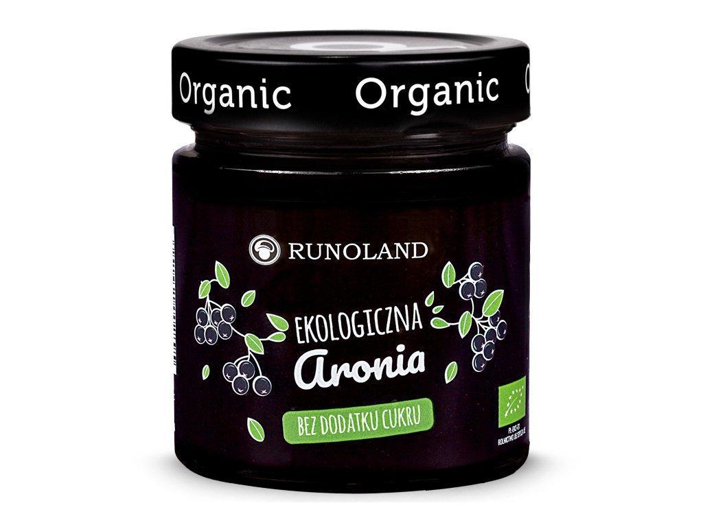 Ekologiczny dżem z aronii 200g - RUNOLAND