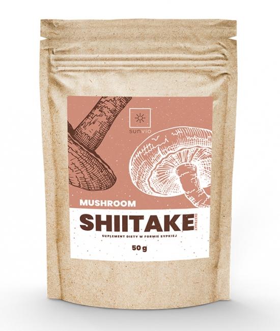 Ekstrakt z grzybów shiitake 10:1 50g