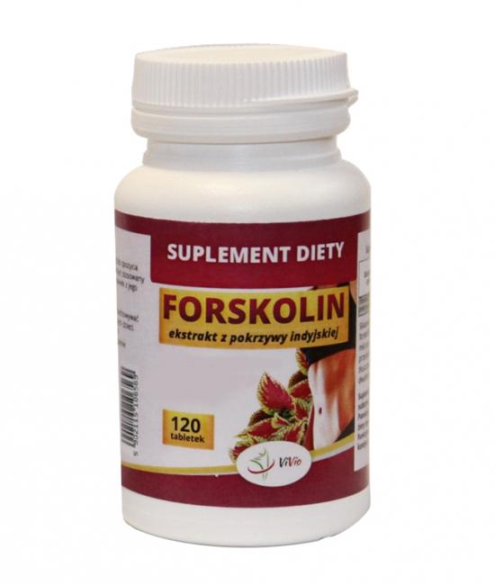 Ekstrakt z pokrzywy indyjskiej 450 mg 120 tabletek