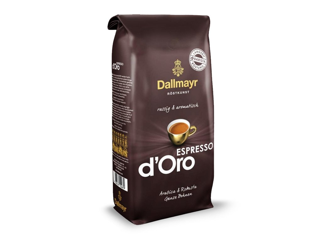 Kawa ziarnista Espresso d'Oro 1kg Dallmayr