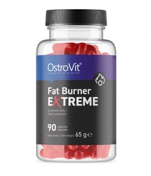 Fat Burner eXtreme 90kaps OstroVit