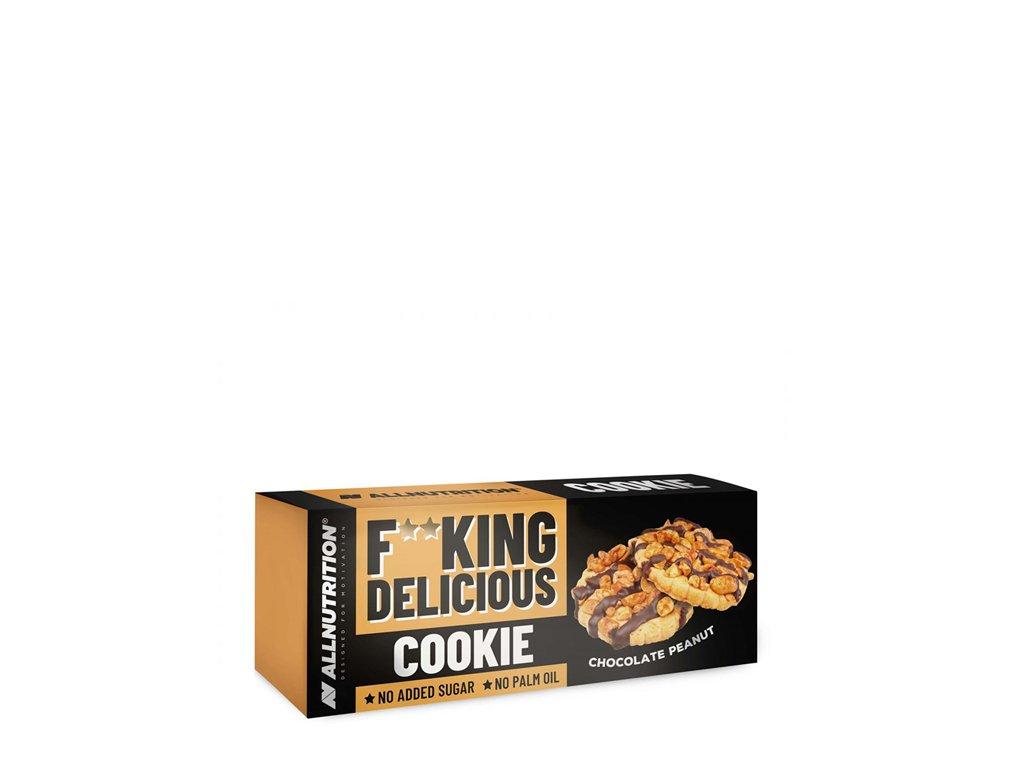 Ciasteczka chocolate peanut 150g Allnutrition