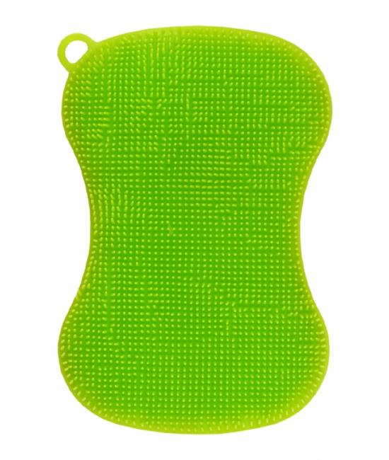 Myjka silikonowa, zmywak do naczyń kwadratowa