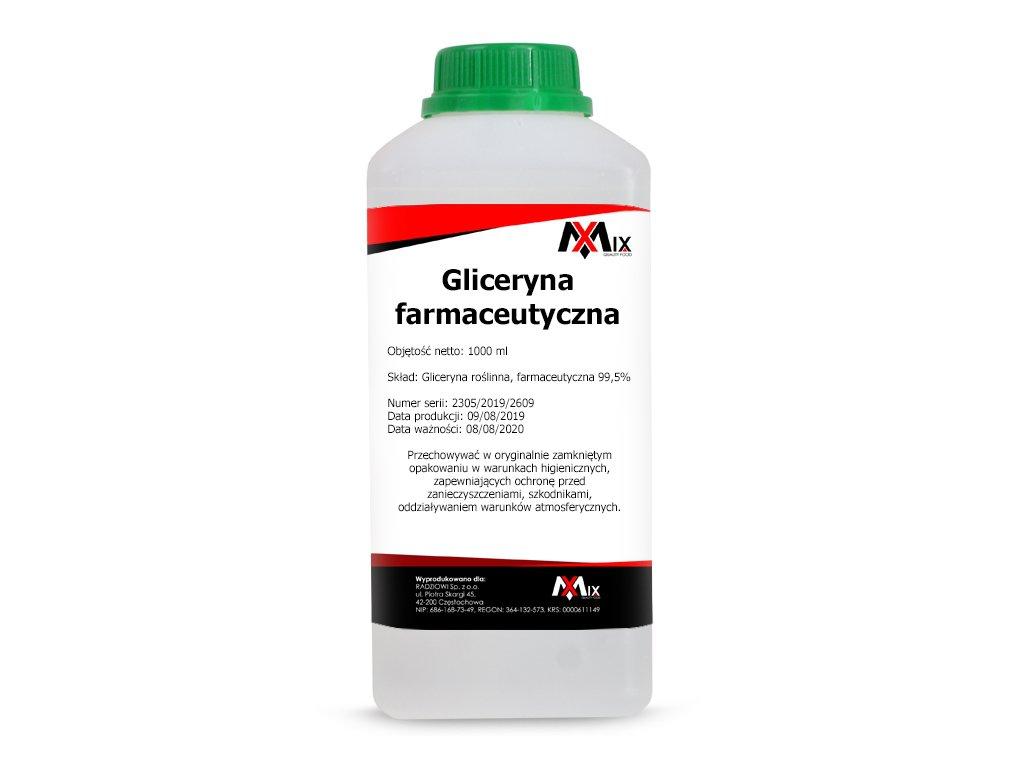 Gliceryna farmaceutyczna 99,5% 1000ml