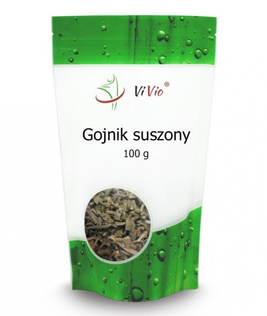Gojnik suszony krojone liście 100g, gojnik właściwości, herbata, zastosowanie