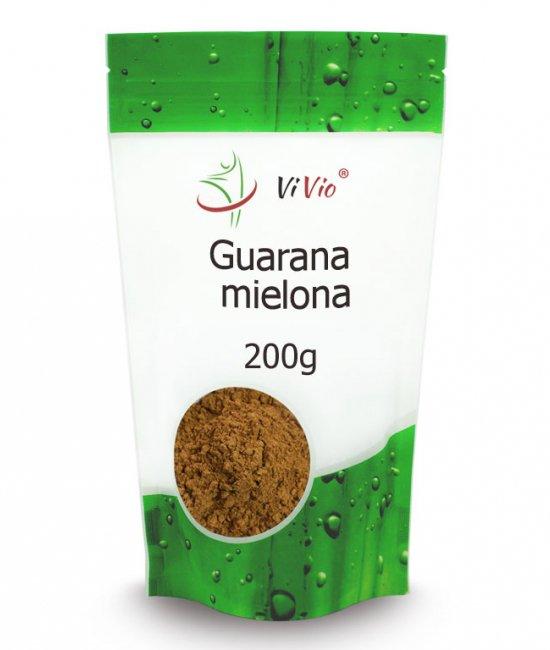 Guarana mielona w proszku naturalny eneretyk200g