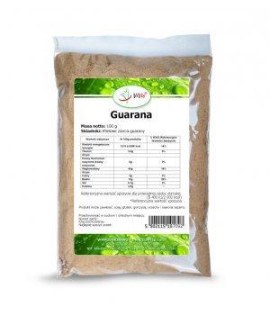 Guarana mielona 50g VIVIO, właściwości, cena