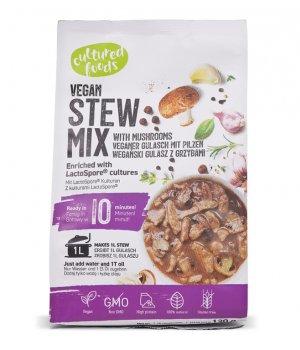 Gulasz wegański grzybowy 130g Cultured Foods