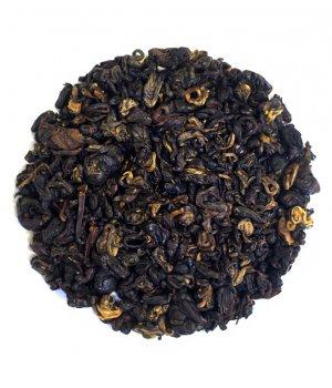Herbata black spiral 50g - herbata czarna Vivio