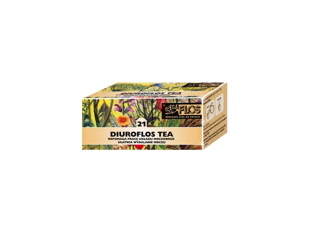 Herbata Diuroflos 40g HERBAVIS