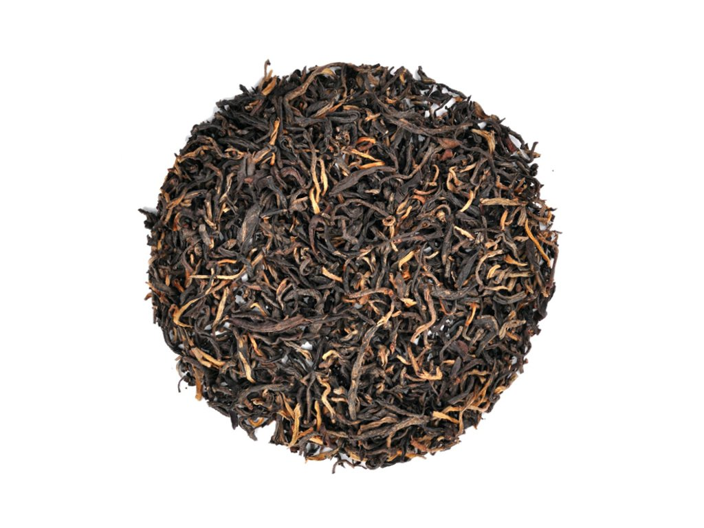 Herbata golden dragon 50g - herbata czarna