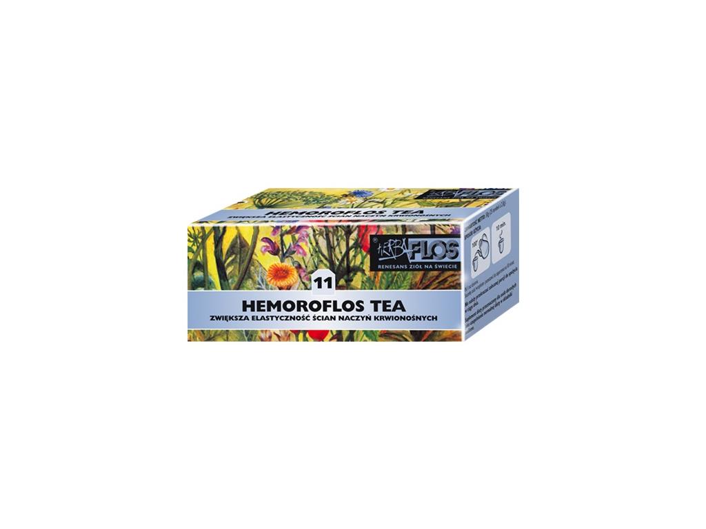 Herbata Hemoroflos 40g HERBAVIS