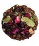 Herbata lipowo-malinowa wyjątkowa mieszanka owocowa 50 g - Vivio