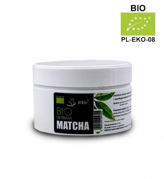 BIO Herbata Matcha proszek 100G