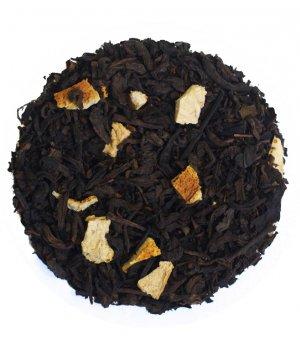 Herbata puerh pomarańcza 50g herbata puerh czerwona