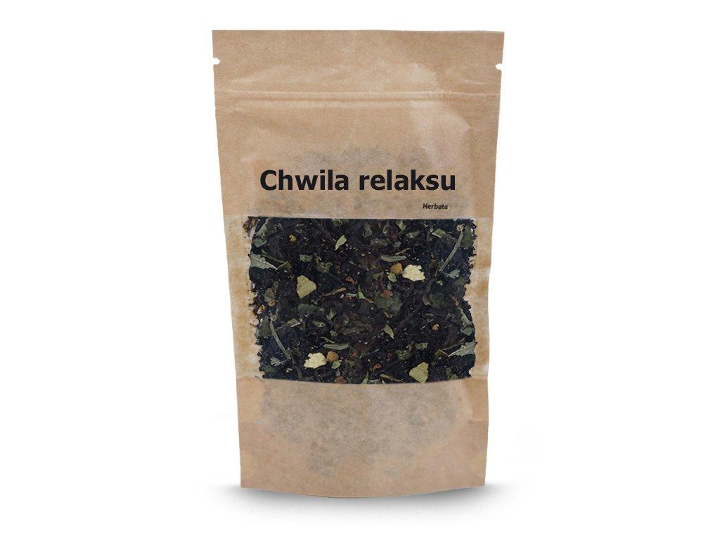 Herbata puerh chwila relaksu 50g, właściwości, herbata czerwona