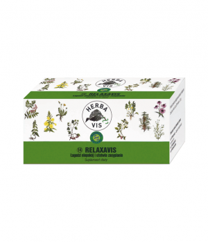 Herbata Relaxavis 40g HERBAVIS