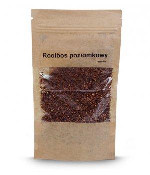 Herbata rooibos poziomkowy 50g - Earl Grey Vivio