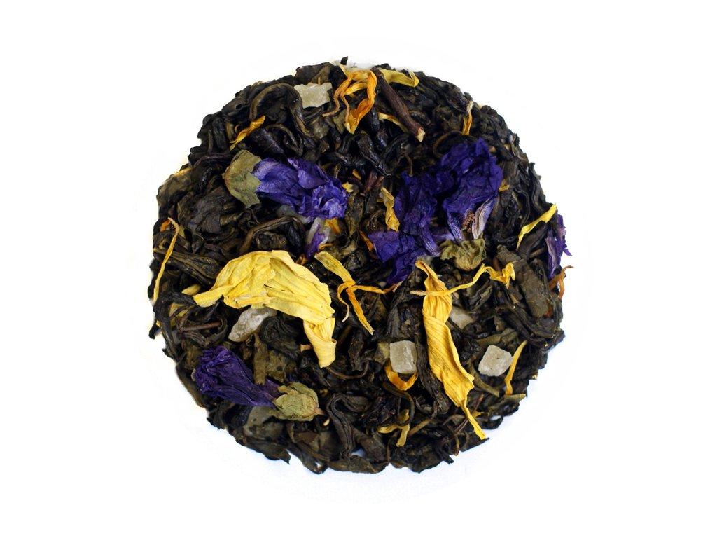 Herbata wiosenna pasja 50g - herbata zielona Vivio