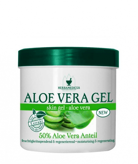 Herbamedicus Aloesowy żel 50% 250ml