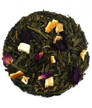 Herbata zielony raj 50g - herbata zielona Vivio