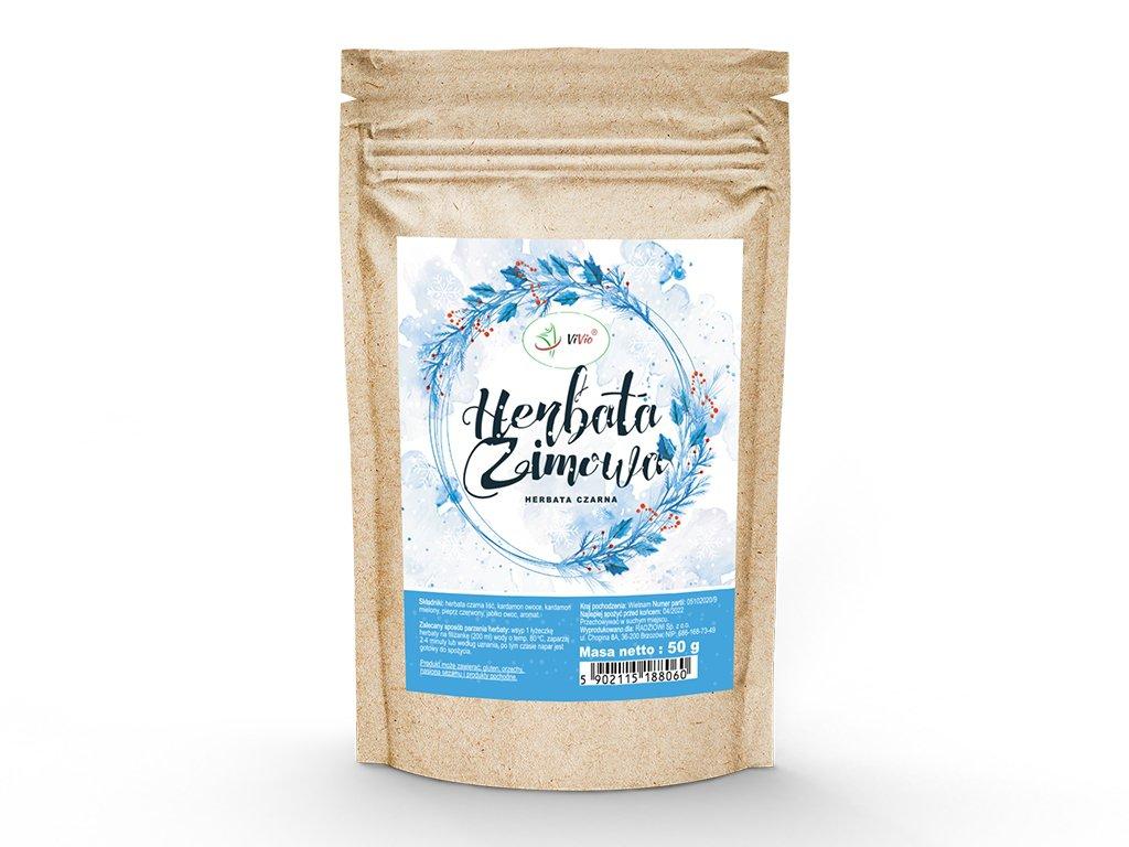 Herbata zimowa 50g VIVIO