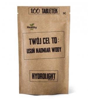 Hydrolight - usuń nadmiar wody 100 tabletek