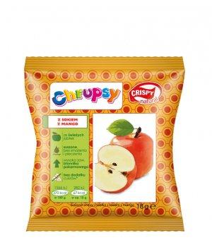 Jabłko suszone z sokiem mango 18g CRISPY