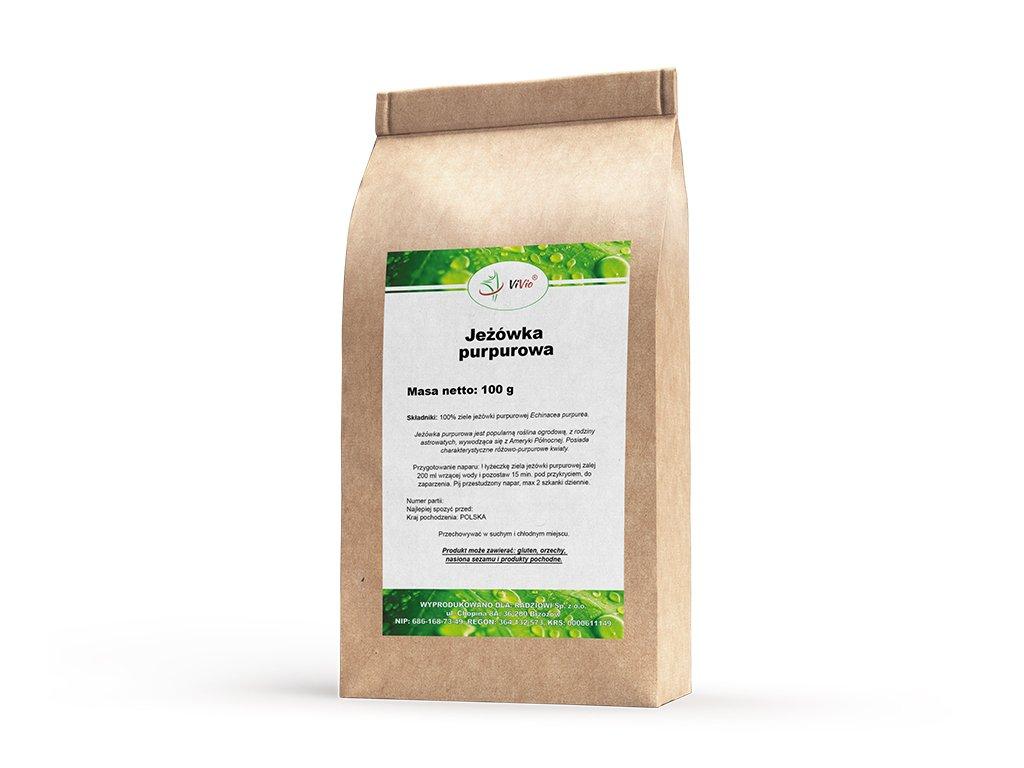 Jeżówka purpurowe ziele 100g