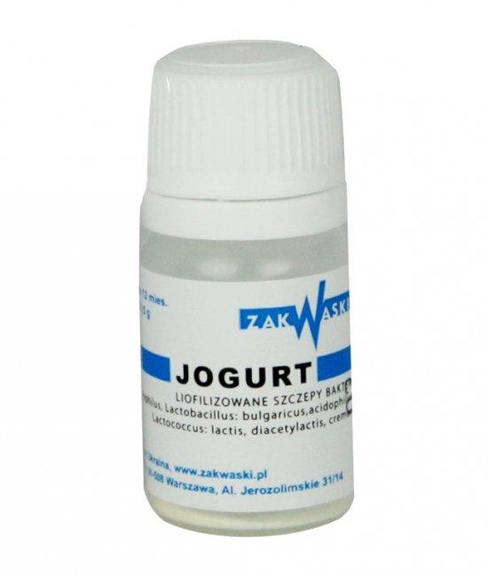 Jogurt probiotyczny VIVO - fiolka 0,5g