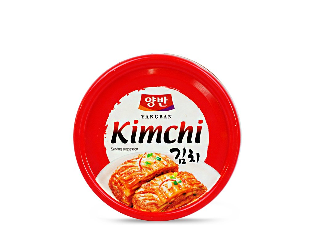 Kapusta Kiszona KimChi 160g