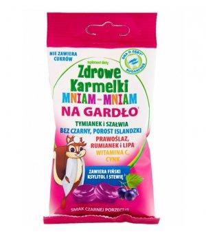 Zdrowe karmelki na Gardło - 40g