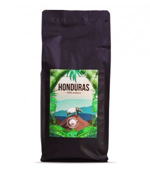 Kawa Honduras 1kg palona ziarno Blue Orca