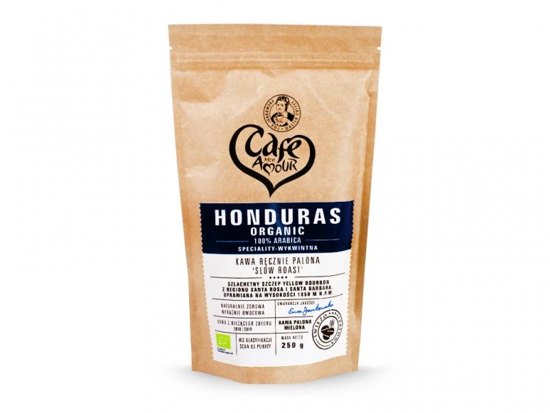 Kawa palona mielona 250g Honduras