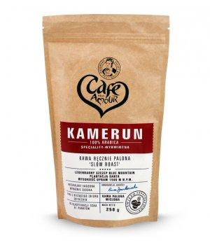 Kawa palona mielona 250g Kamerun