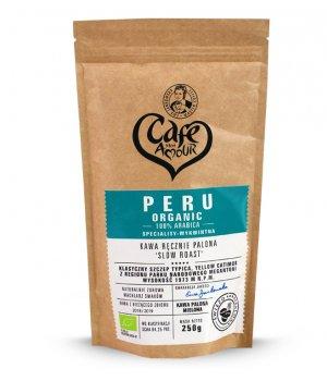 Kawa palona mielona 250g Peru