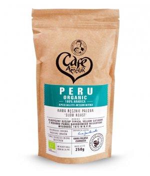 Kawa palona ziarno 250g Peru