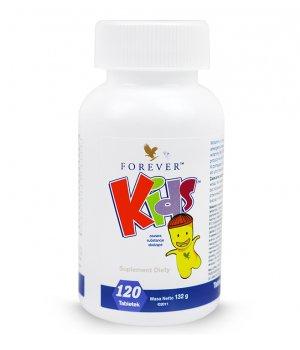 Kids multivitamins 120 tabletek FOREVER