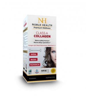 Kolagen noble health, kolagen w tabletkach
