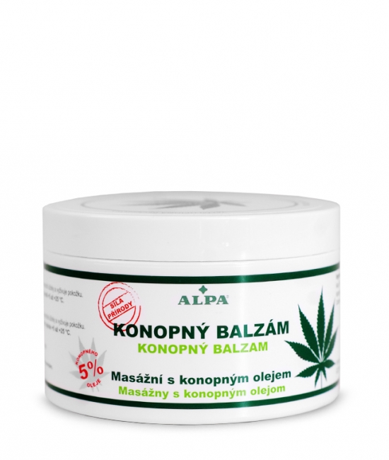 Balsam konopny ALPA 250ml