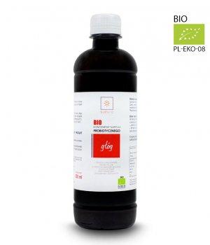 Sunvio probiotyk z głogu ekologiczny właściwości