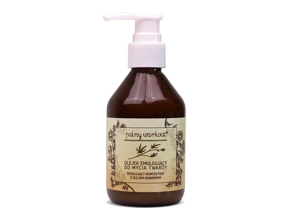 Koncentrat z olejem konopnym 150 ml- Polny Warkocz