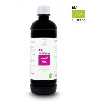 Sunvio probiotyk z owoców leśnych ekologiczny właściwości