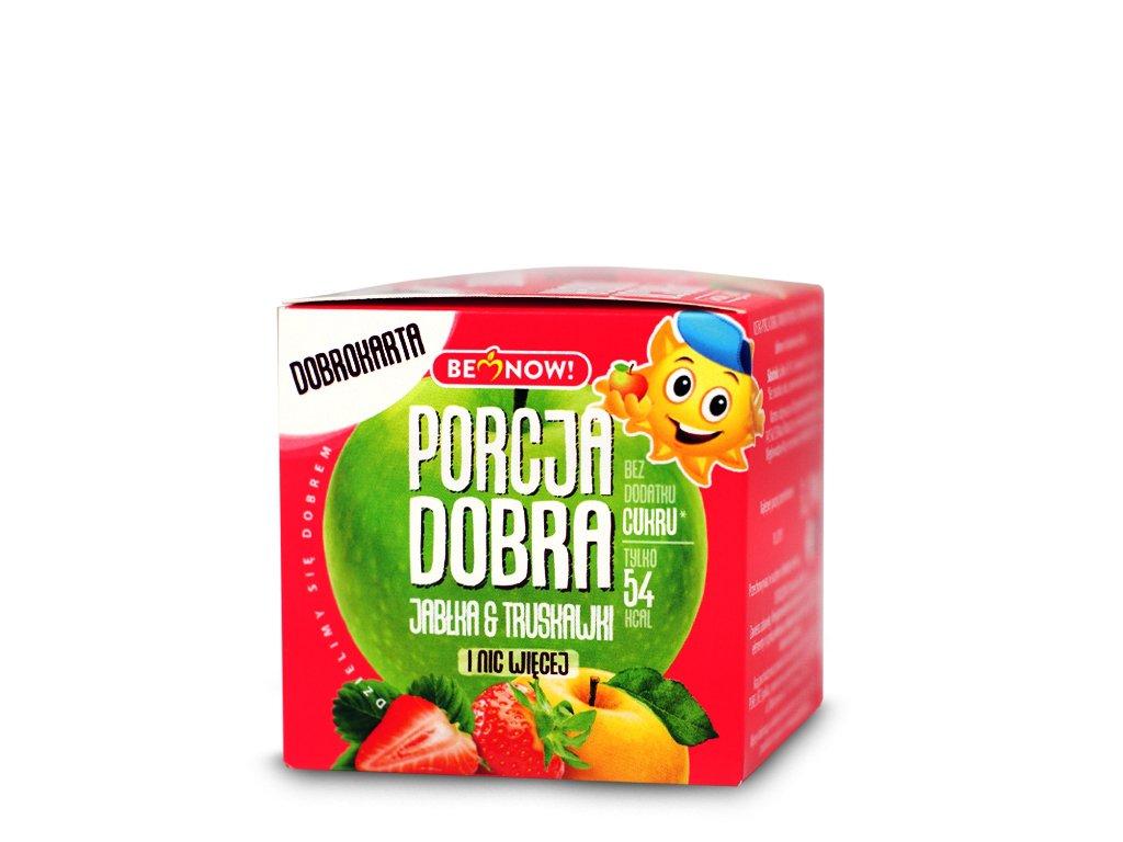 Przekąska jabłkowo-truskawkowa + ZABAWKA 16g