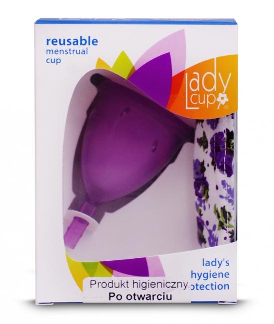 Kubeczek menstruacujny S Lady Cup