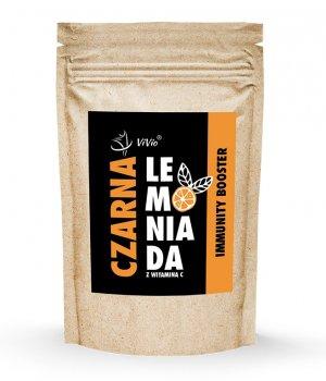 Czarna Lemoniada IMMUNITY BOOSTER z witaminą C 100g VIVIO