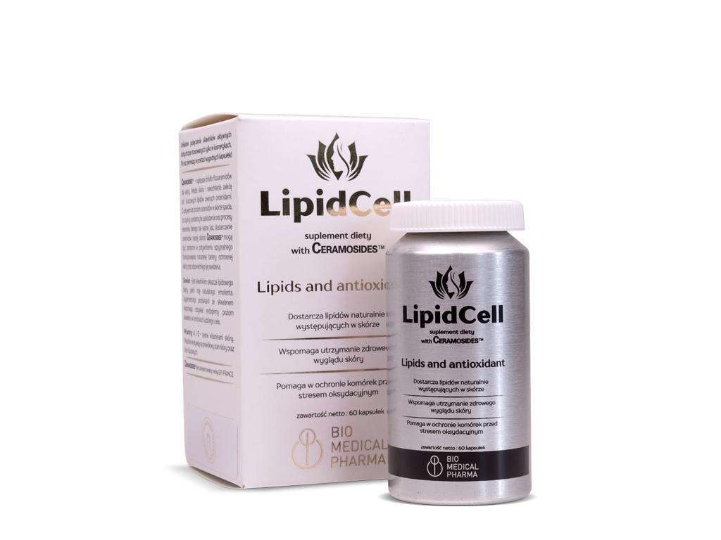 LipidCell 60 kaps- Bio Medical Pharma