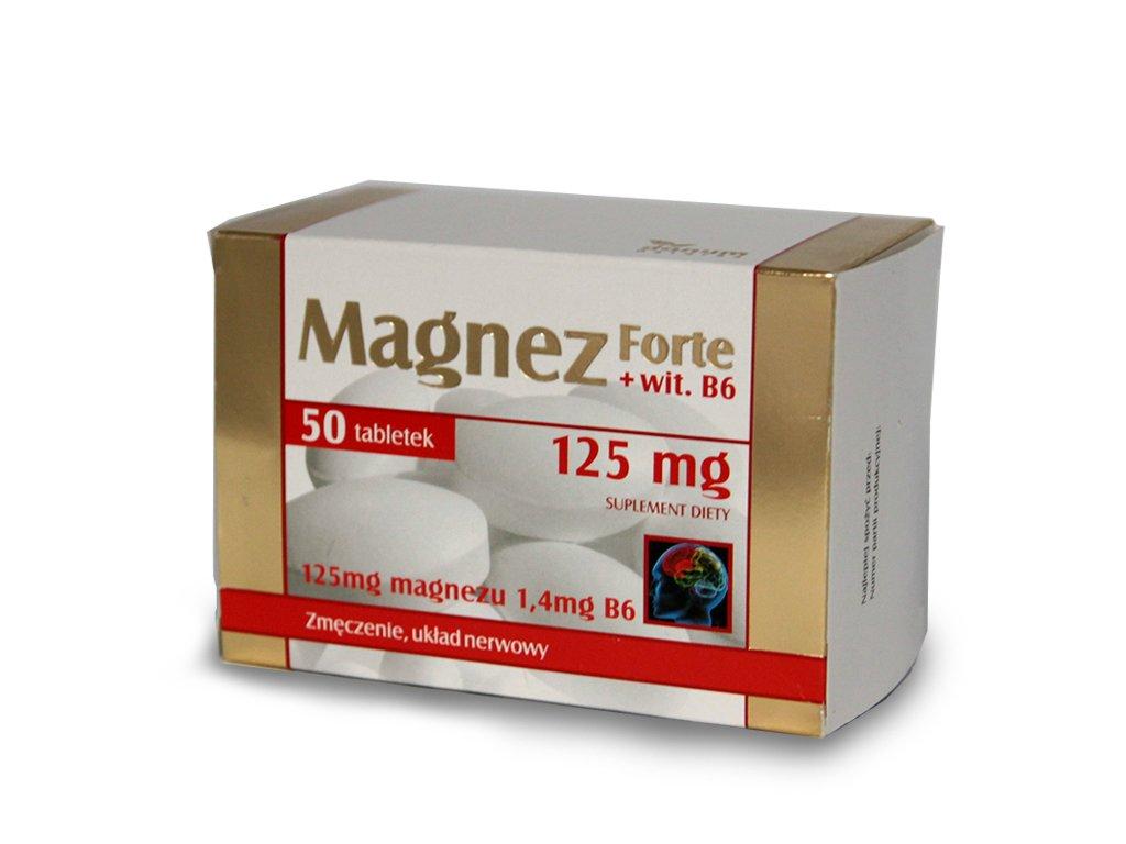 Magnez Forte Opinie Cena Zastosowanie