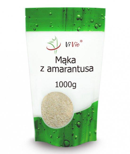 Mąka z amarantusa przepisy, amarantus mąka