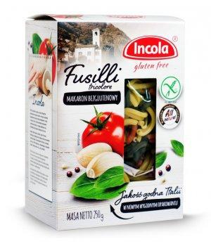 Makaron Fusilli tricolor 250 g